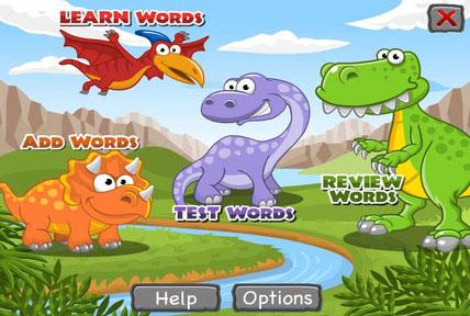 Spellosaur app