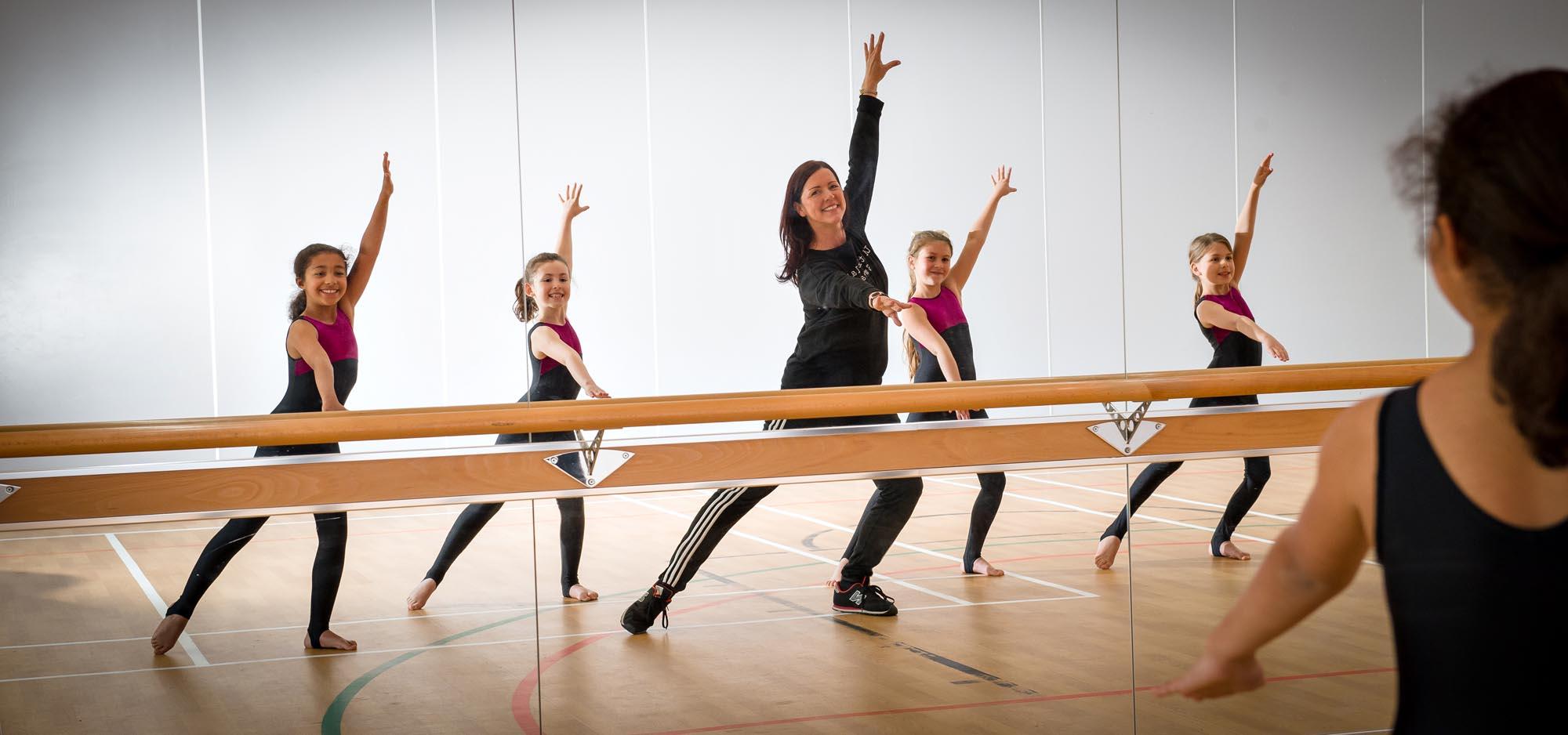 teacher-dancers